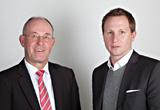 Bernd Schmitt und Christian Schmitt
